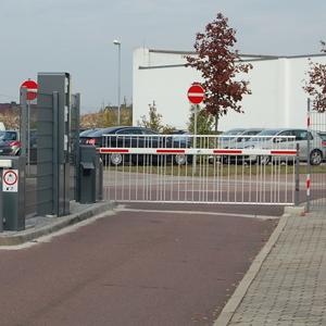 GATEBERRY - Zufahrtskontrolle
