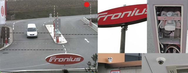 Referenz Fronius - Mobotix + CARREADER