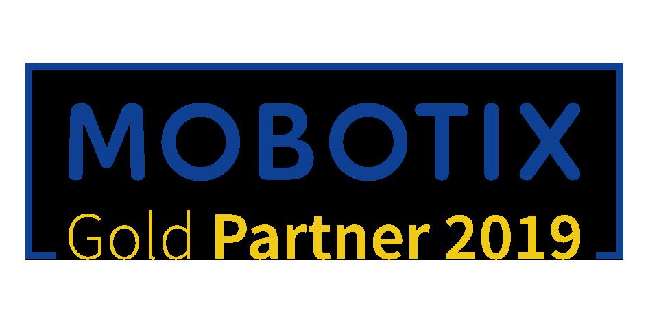 MOBOTIX Gold Partner 2019